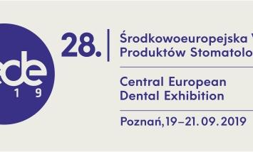CEDE 2019 Środkowoeuropejska Wystawa Produktów Stomatologicznych
