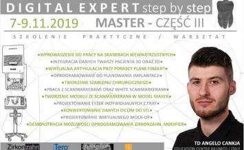 Praktyczne szkolenie z cyfrowej stomatologii – Digital Expert step by step (cz. III)