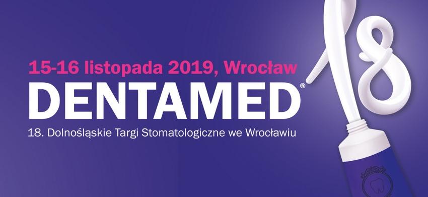 Dentamed – 18. Dolnośląskie Targi Stomatologiczne we Wrocławiu